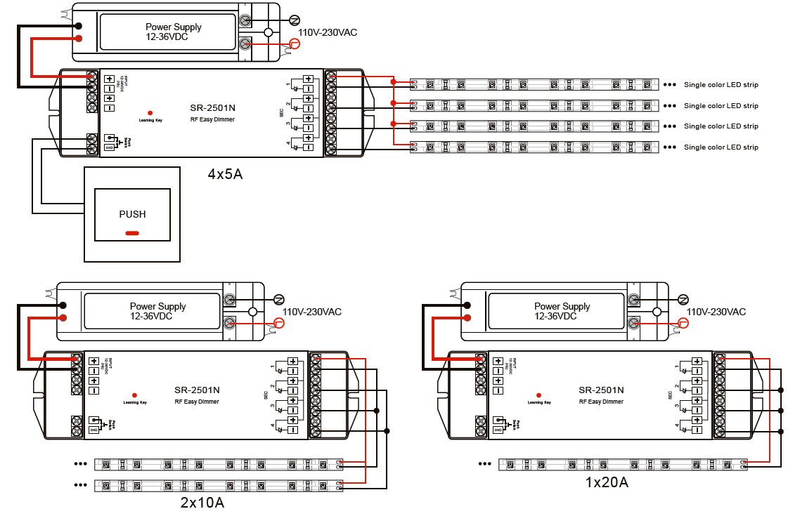 Nett Einzelne Pickup Verkabelung Fotos - Schaltplan Serie Circuit ...